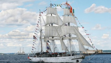 Portsmouth, Tall Ships